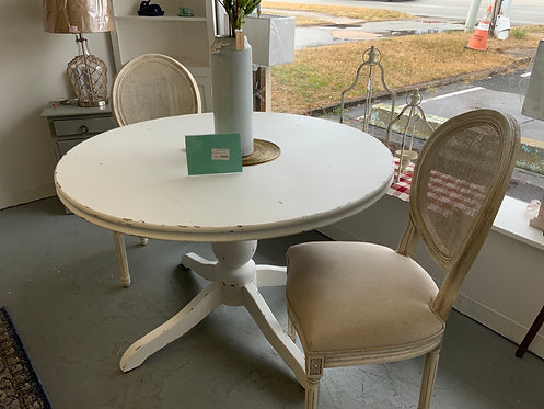 "Wimbourne 48"" Round Table 63449"