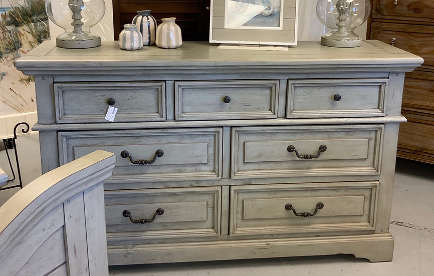 Stone brook Dresser Gray