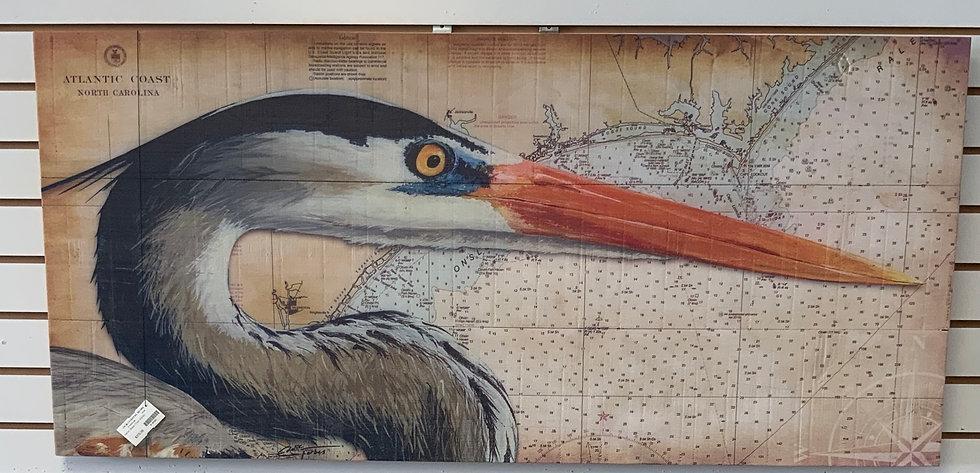 Heron Stare Chart