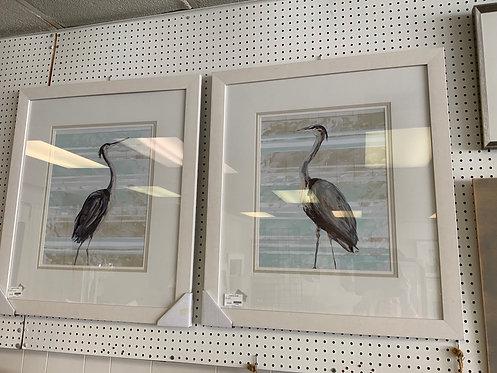 Grey Heron II (sold separate)