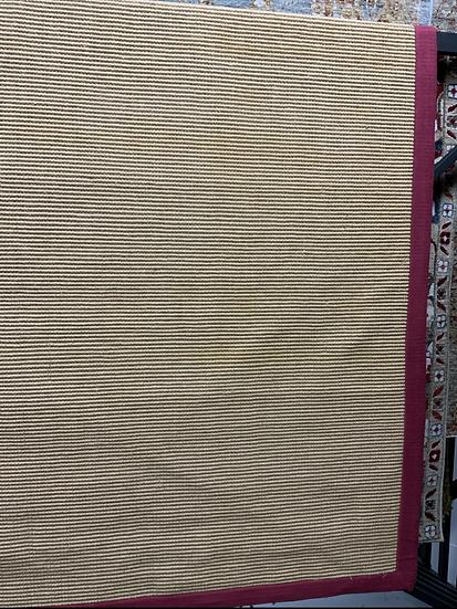 Soho red area rug