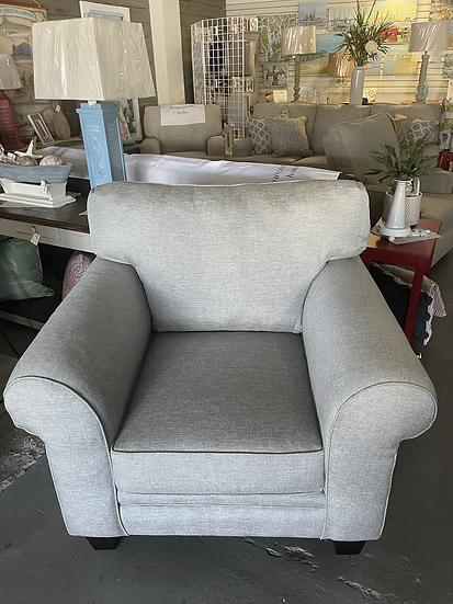 Tangle club chair