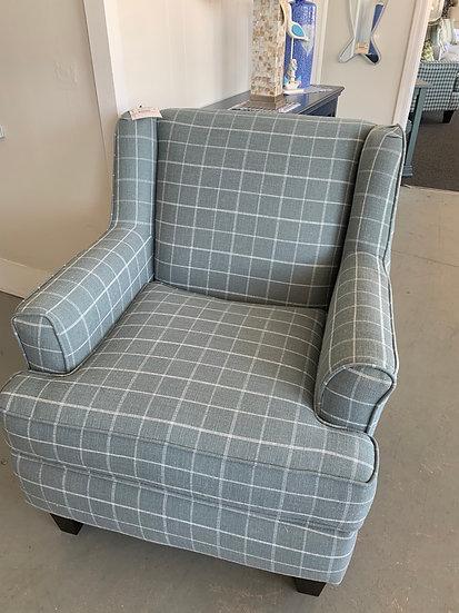 Sterlington Blue Accent Chair