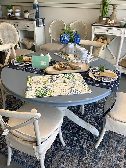 """Wimbourne 48"""" Round Table"""