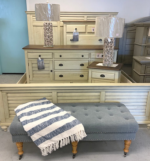 Brockton Bedroom - SEE PRODUCT DETAILS - Message for Availability
