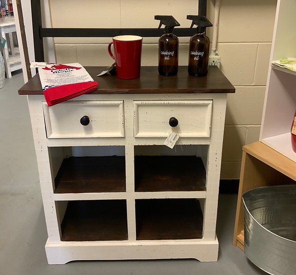Cabinet w/drawers & storage