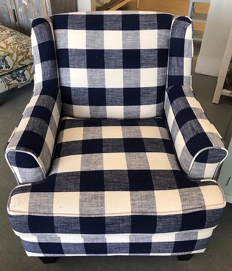 Yucatan Indigo Chair