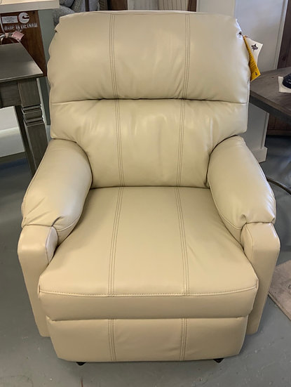 Jojo leather power recliner