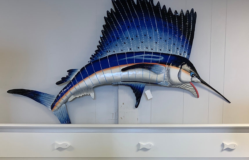 Metal Sailfish 60""