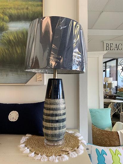 Berni Blue Table Lamp