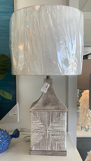 Pavesi Gray table lamp