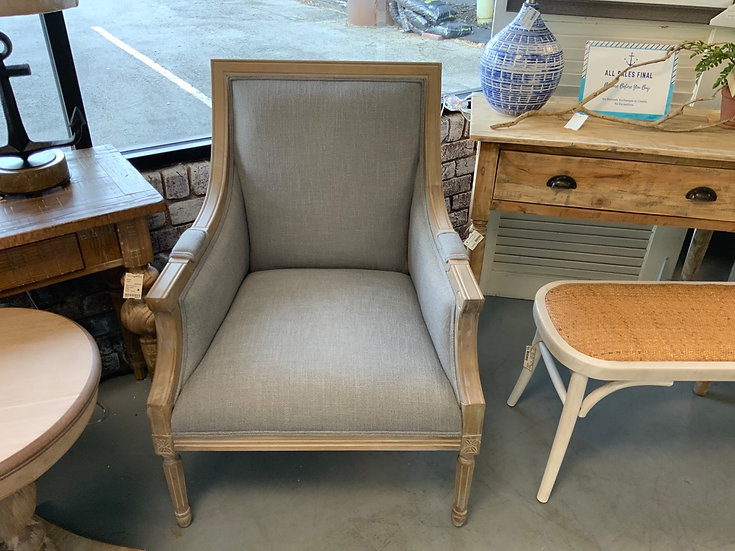 Brooksville Chair Grey