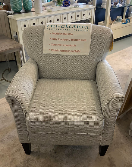 Sadie club chair