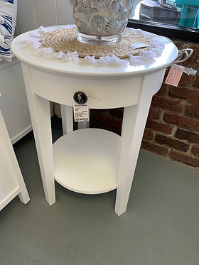 White Philips Table