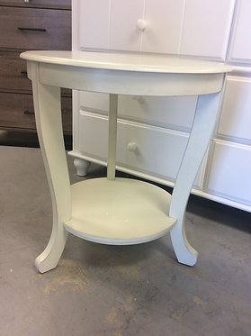 Marissa Side Table (White)
