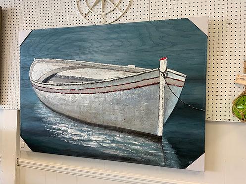 Quiet Waters (55 x 38) Artwork