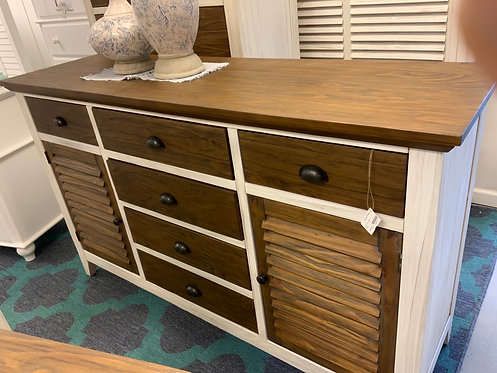 Tuscany Hill Dresser (No mirror) 63934