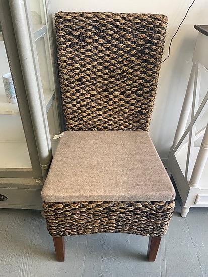 Pepper Hill Seagrass Chair