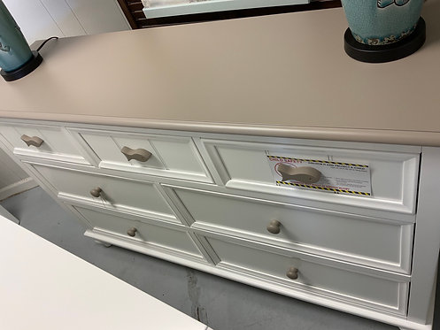 Fishtail Dresser Two Tone 60184