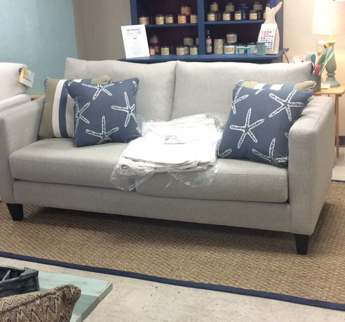 slipcover sofa linen com slipcovered inspirations with