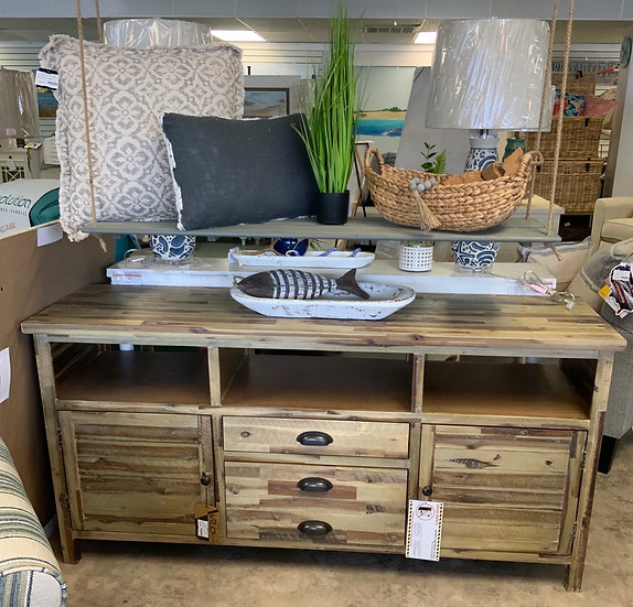 """Countryview 65"""" tv stand"""