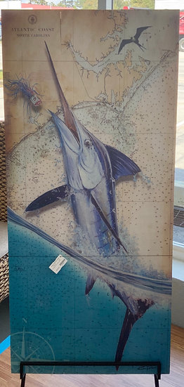 Jumping marlin chart