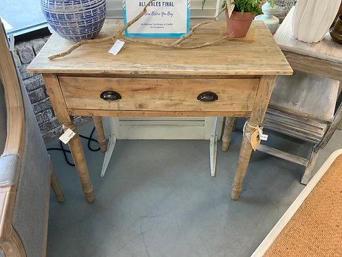 Hall Table Driftwood 63246