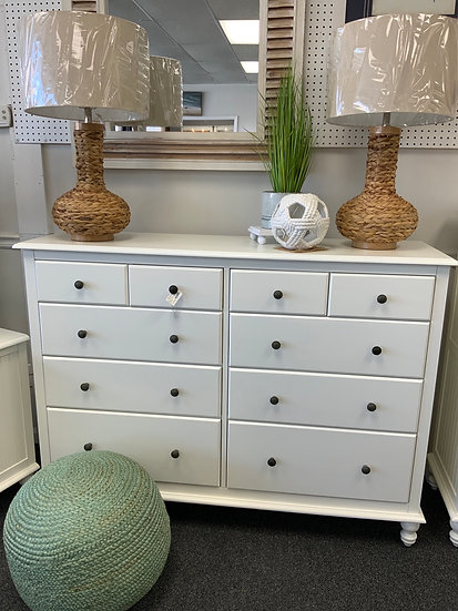 Cottage 10 Drawer Dresser