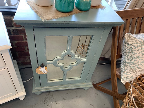 Mirrored End Table 63248
