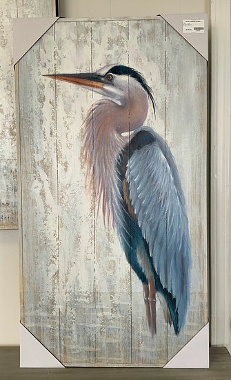 Rustic Heron ll
