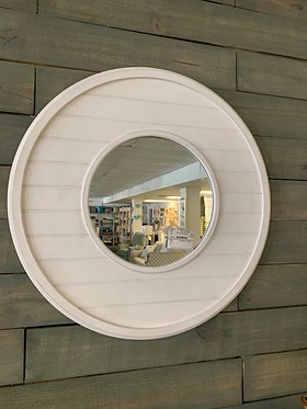 "Round Wall Mirror 31 1/2"" Inch"