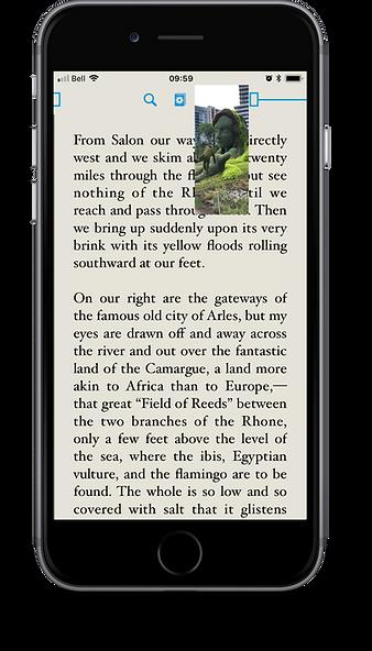 Perdrix TXT screenshot