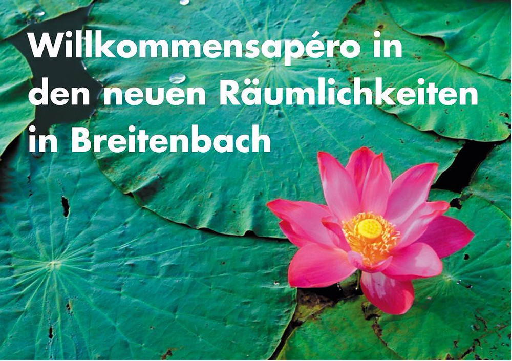Herzlich Willkommen in unseren neuen Räumlichkeiten in Breitenbach