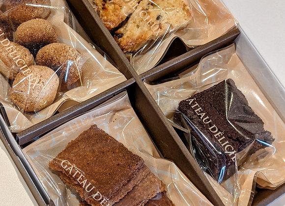焼き菓子4種のギフト