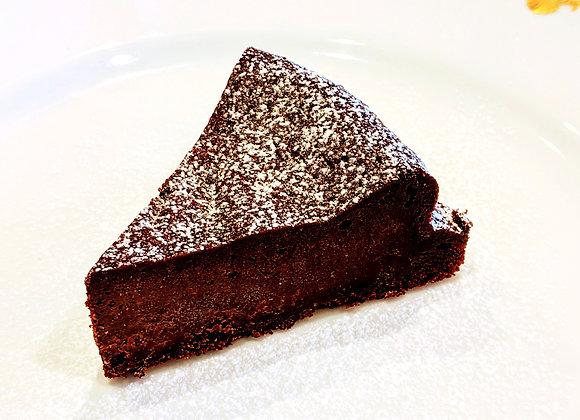 ふわっとろっ濃厚チョコレートケーキ