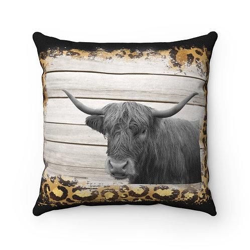 Highland Cow, Modern Farmhouse, Farmhouse Decor, Shaggy Cow, Rustic Decor