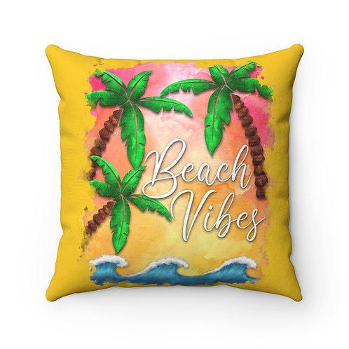Beach vibes, beach house decor, summer porch decor, palm tree decor