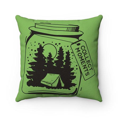 Camping pillow, outdoor decor, Barn Pillow cover,I love camping
