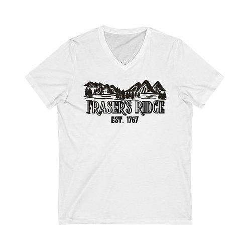 Frasers Ridge Shirt, clan Fraser shirt, Jamie Fraser, Outlander Inspired