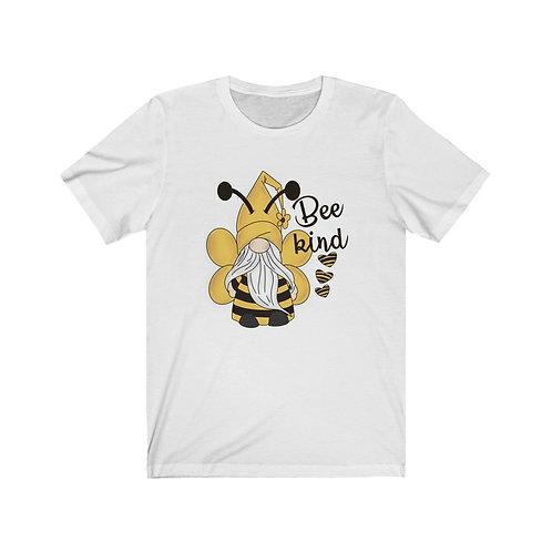 bee kind - kindness shirt - gnome shirt - gnome tshirt - be kind