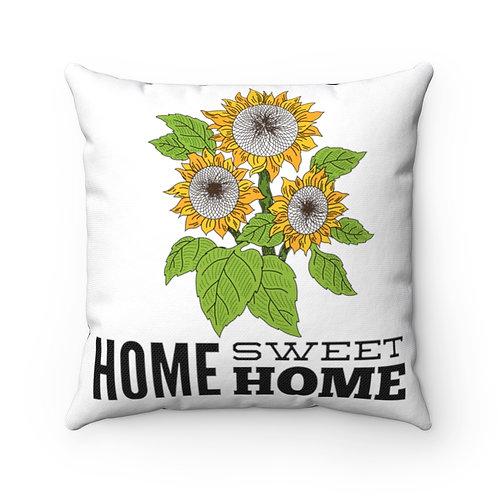 Sunflower Pillow Cover, Sunflower Pillow Case, Sunflower Decor, Sunflower