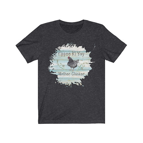 chicken tshirt, womens chicken shirt, farmhouse shirt, mother clucker shirt