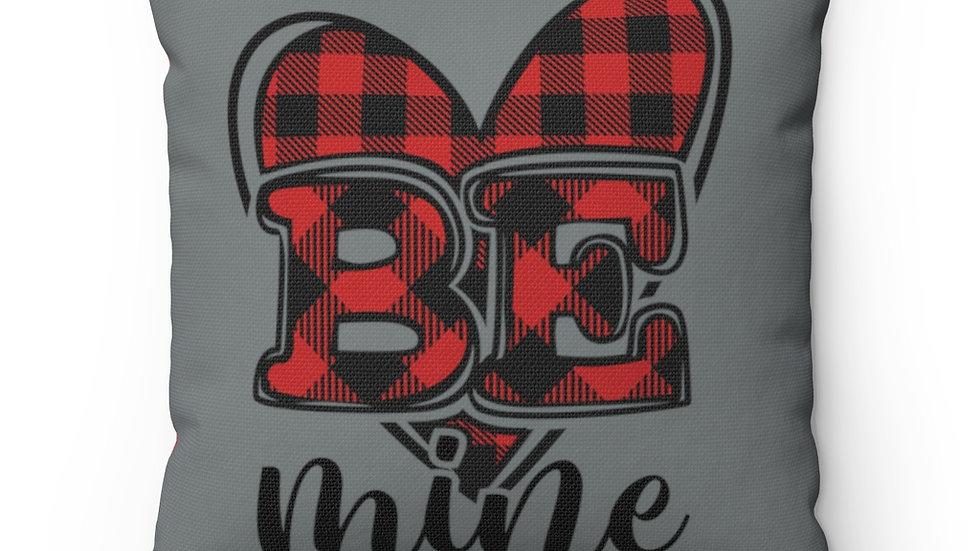 Be Mine, Valentine Decor, Farmhouse Decor, Buffalo Plaid Pillow Cover