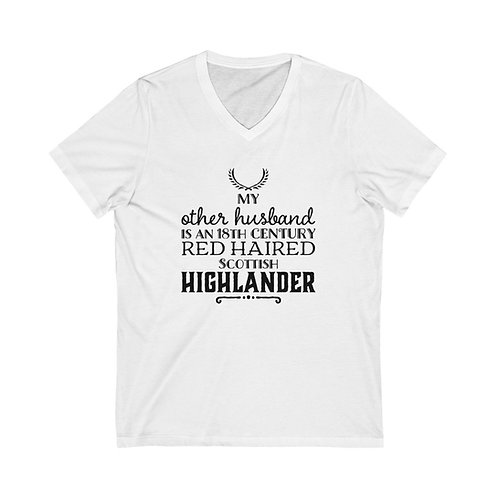Property of Clan Fraser Shirt, LallyBroch Scotland shirt, Jamie Fraser Tv Series