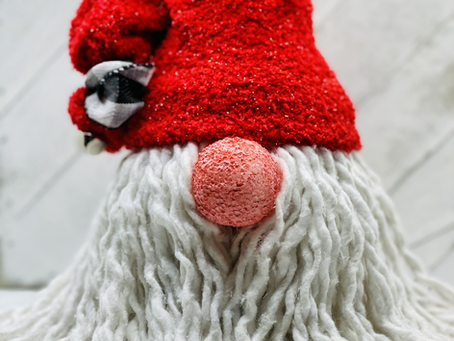 How To Make An Adorable Dollar Tree Gnome DIY