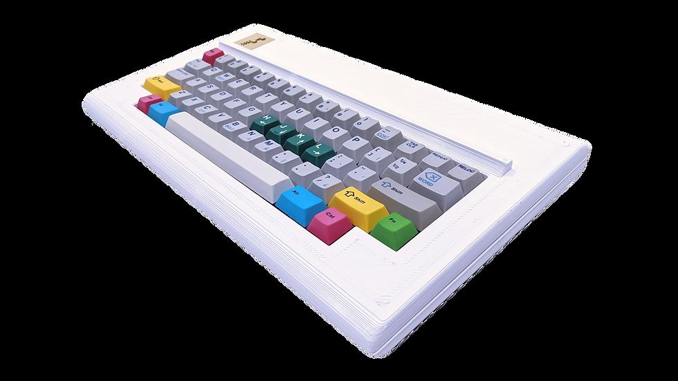 Modern F 3D Printed Case