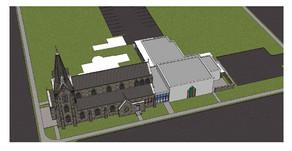 Parish Centre Design #2
