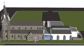 Parish Centre Design #1