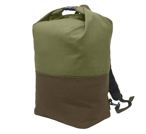 Texsport Water Repellent Canvas Travel Backpack