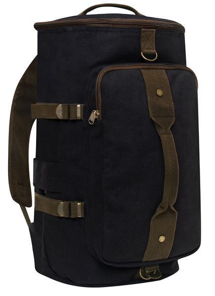 Rothco Convertible Canvas Duffle / Backpack